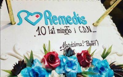 10 Lat NZOZ Remedis